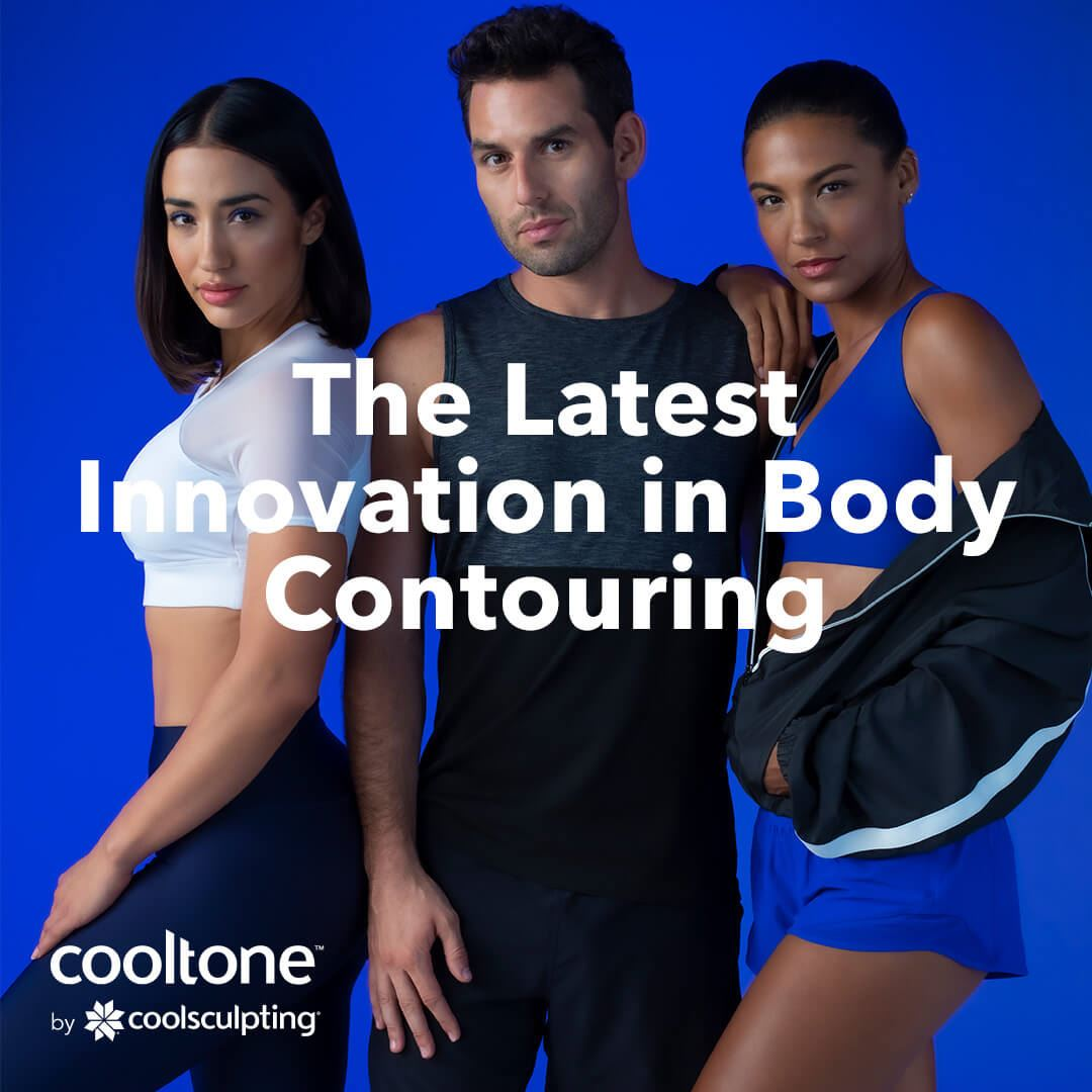 CoolTone by CoolSculpting Ad